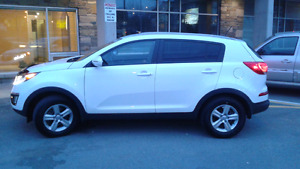 2014 Kia Sportage (low KMs)
