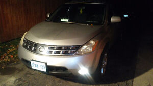 2003 Nissan Murano - AS IS --- New Engine Installed