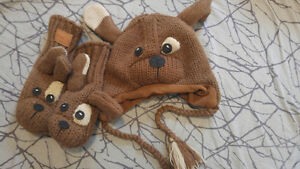 Kyber Outerwear Baby Winter hat&mitts