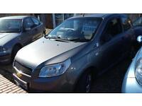 2009 Chevrolet Aveo 1.2 S hatch back cheap to run