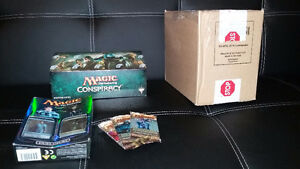 Sealed NEW Magic the Gathering collection - Worldwake/Commander
