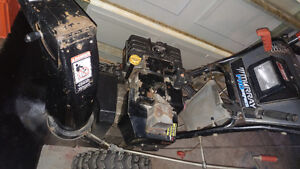 """Owner  Snow Blower 27"""" Murray Series working condition.  Work"""