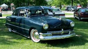 1950 Météor  mild custom