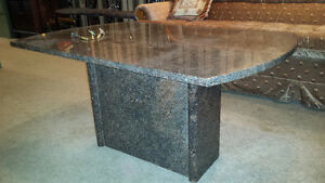 Solid Marble Coffee Table