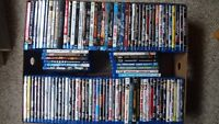 Huge Blu-Ray Collection of 105 Movies! Brights Grove
