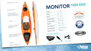 Kayak Packages starting at Only $149.99 CBNL