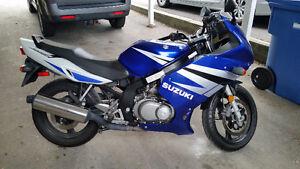 Suzuki GS500F 2004