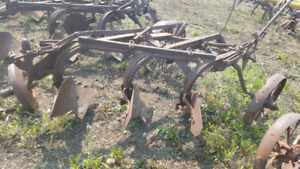 Qty of 3 Bottom Plows