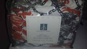 Flannel Double/Full Bedding Set
