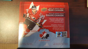 Full Set Team Canada Hockey 2017-18 Upper Deck