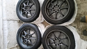 Velox Rims and Tires