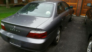 2003 Acura TL Sedan - Grey