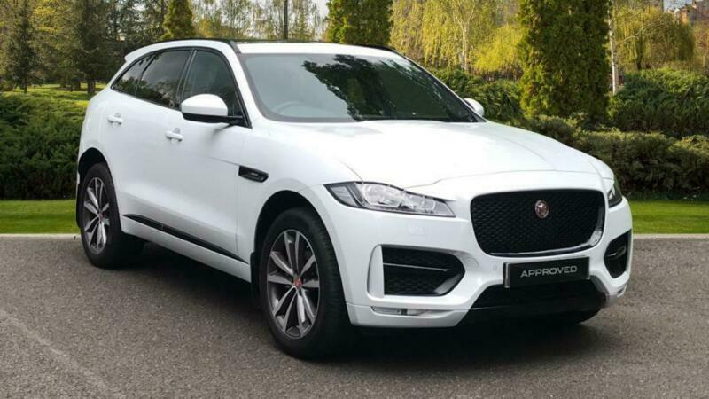 2019 Jaguar F Pace 2 0d R Sport 5dr Awd Sliding Automatic Diesel Estate In Woodford London Gumtree