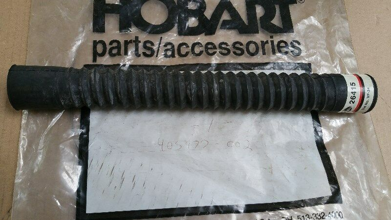 HOBART PARTS / ACCESSORIES - #405977-002 HOSE RADIATOR
