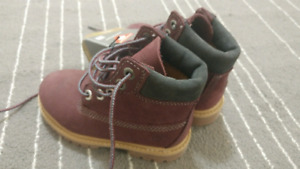 Timberland shoes brand now size 8