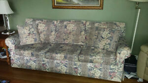 Matching Couch and Loveseat For Sale