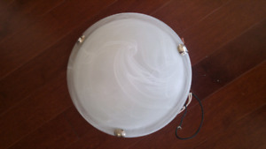 "16"" Ceiling lights - 1 left"