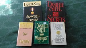 Danielle Steele collection