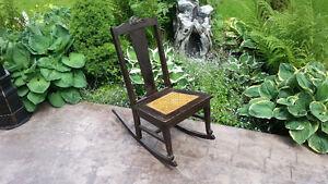 Antique Rocking Chair Prince George British Columbia image 3