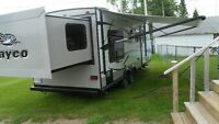 2015  jayco featherlite X213     take over lease 275 amonth paym