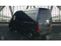 2019 Mercedes-Benz Sprinter 314 CDI Panel Van Diesel Manual