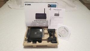 Netgear- D-Link- Cisco Linksys Routers