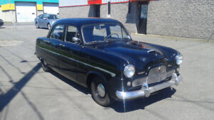 Ford Zephyr MK1 1956 voiture TRÈS RARE remis a neuf