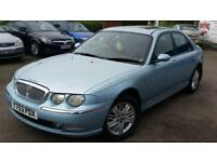 Rover 75 2.0 V6 Club SE, Showroom Condition Throughout, Incredible History Too