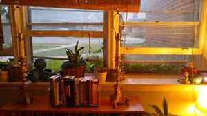 Antique Candlestick Lamps London Ontario image 3