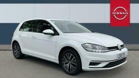 image for 2018 Volkswagen Golf 1.0 TSI 110 SE 5dr DSG Petrol Hatchback Auto Hatchback Petr