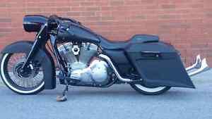 2004 Harley Davidson FLHT bagger
