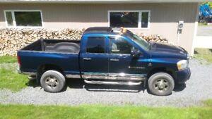 2006 Ram 3500 diesel