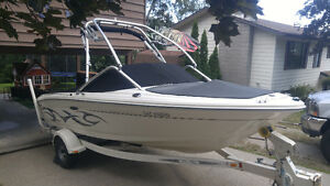 Sea Ray 185 Sport for sale or trade for 22'-26' cabin cruiser