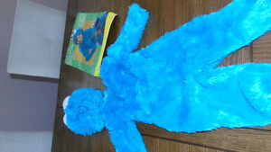 Baby Halloween Costume (Cookie Monster) size 12-18 Months