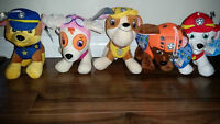 Soft, plush Paw Patrol Pups - All pups are in!