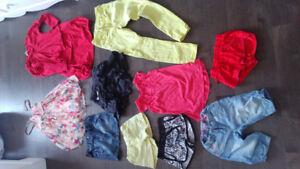 Lot de vêtements fillette 5-7 ans
