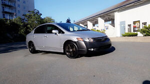 Great Condition 2007 Honda Civic Sedan