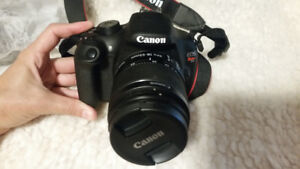 Immaculate New Condition Canon EOS Rebel T5! Great Deal!