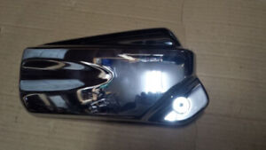 Chrome Side cover panel Yamaha V Star 1100 (1999-09) 50$ !!!