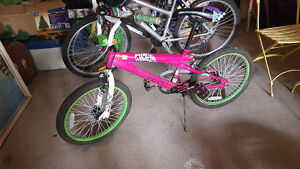 Like new girls bike