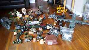 Huge army toy lot