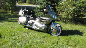 2003 Honda Goldwing GL1800 ABS