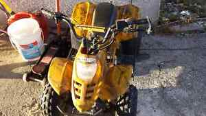 110cc chinois 4 roues