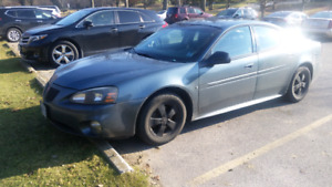 2006 Pontiac Grand Prix 3748.00 safetied and etested