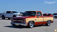 WOW! CHEVY SHORT BOX 400HP CRATE ENGINE STREET CUSTOM CLASSIC