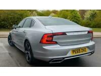 2019 Volvo S90 2.0 D4 R DESIGN Geartronic - D Automatic Diesel Saloon
