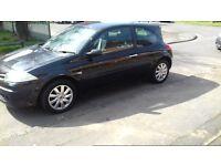 Renault Megane 1.6 Petrol 2008 Only 85k Long Mot & Tax