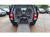 2010 KIA SEDONA 2.2 CRDI AUTO 4 SEAT + WHEELCHAIR ACCESS WITH FOLD DOWN RAMPS