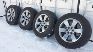 Ford F150 FX4 wheels rims tires and sensors