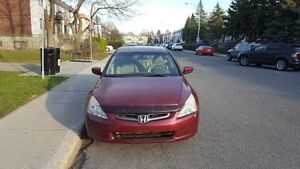 2003 Honda Accord EXL Sedan